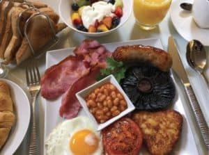 THE FULL ENGLISH @ THE 25IN TOQUAY