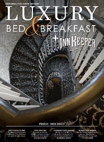 Luxury Bed & Breakfast +InnKeeper Magazine: Winter 2019