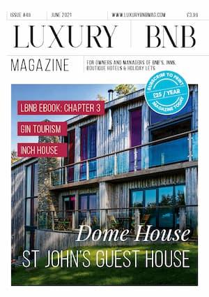 Luxury BnB Magazine June 2021 Issue